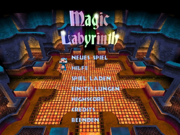 Screenshot 1 - Magic Labyrinth – Kostenlose Spezial-Version