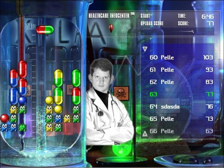 Screenshot 1 - Baktinet