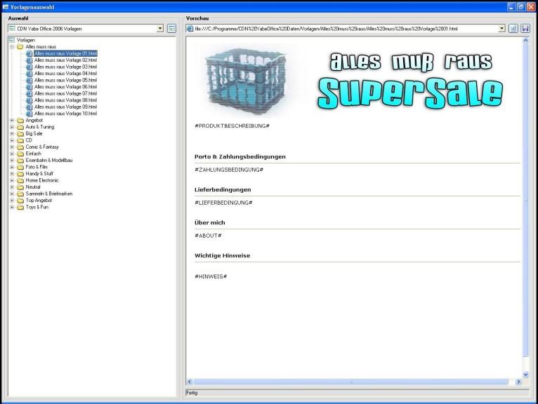 Screenshot 1 - CDN Yabe Office