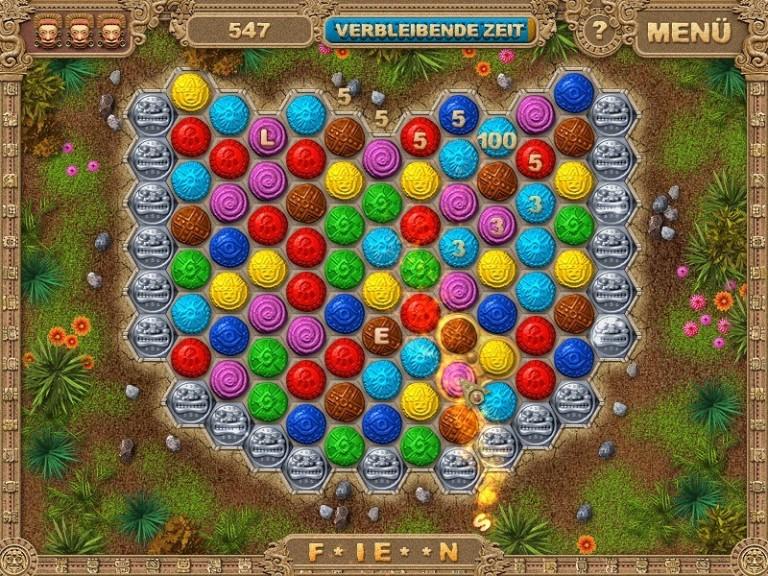 Screenshot 1 - Azteca – Kostenlose Vollversion
