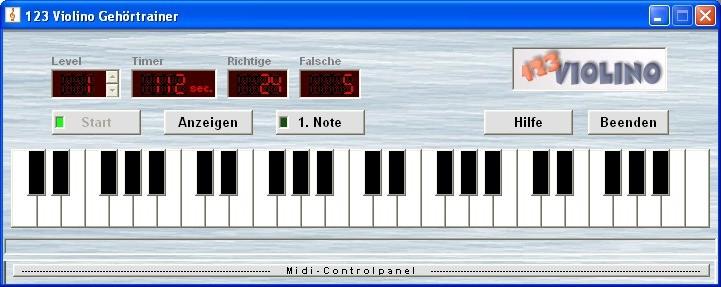 Screenshot 1 - 123 Violino