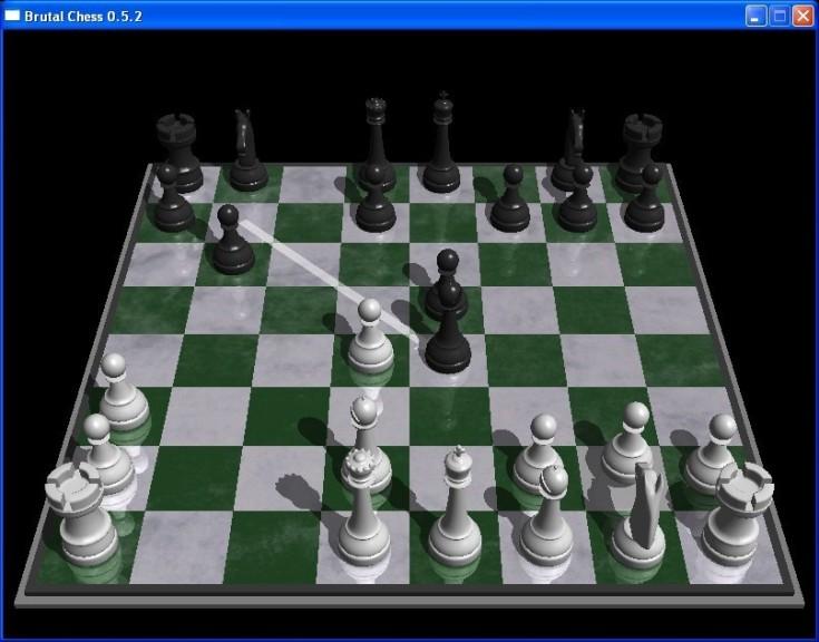 Screenshot 1 - Brutal Chess