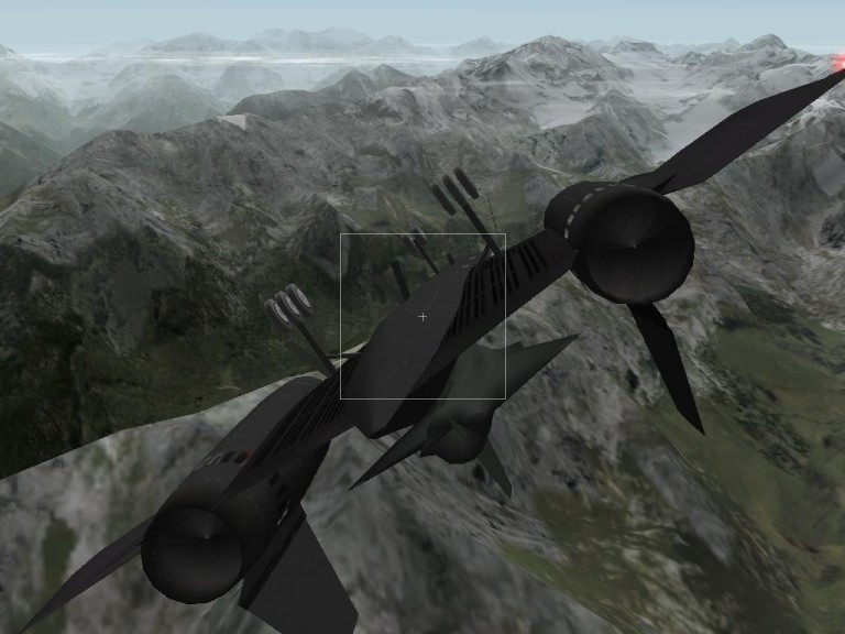 Screenshot 1 - X-Plane