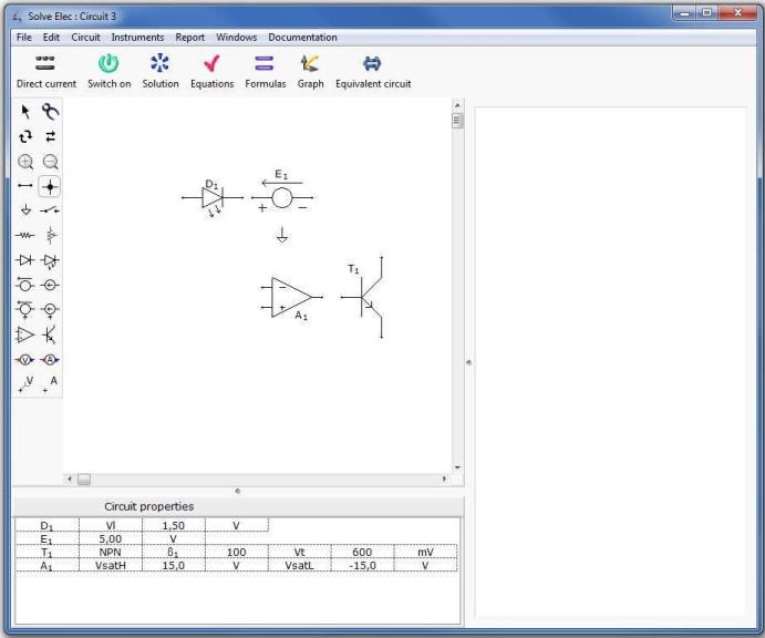 Screenshot 1 - Solve Elec