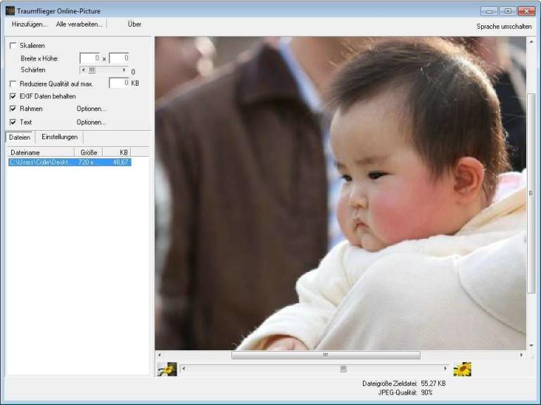 Screenshot 1 - PhotoCleaner Basic