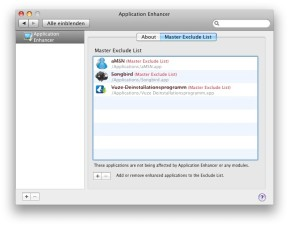 Application Enhancer (Mac)