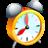 Icon - Atomic Alarm Clock