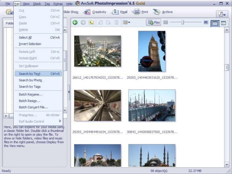 photoimpression 5 calendar