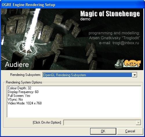 Screenshot 1 - Ogre