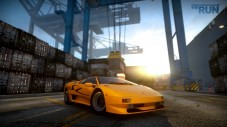 Rennspiel Need for Speed – The Run: Gelb © Electronic Arts