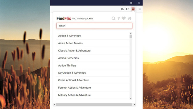 FindFlix: Netflix Secret Category Finder © COMPUTER BILD, Josh Barker