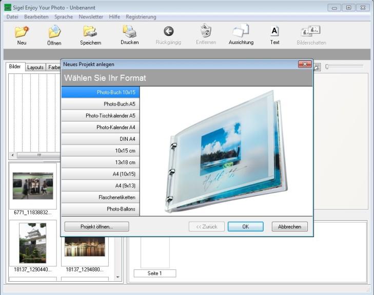 Screenshot 1 - Enjoy Your Photo