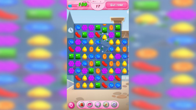 Candy Crush Saga © King