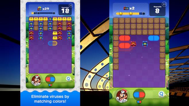 Dr. Mario World (Android-App) ©Nintendo