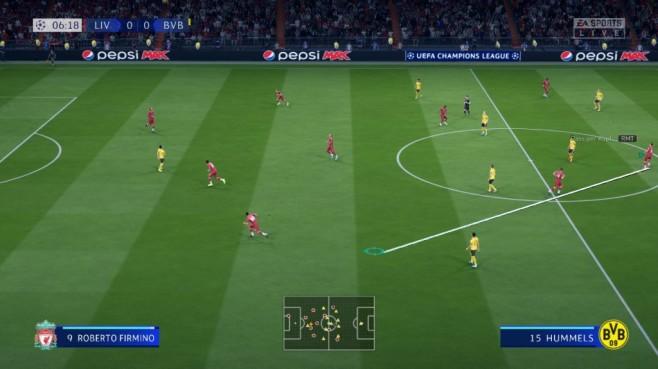 FIFA 20 ©Electronic Arts