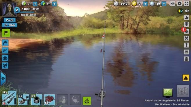 Just Fishing ©Just Fishing