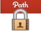 Ansicht der App Path©iTunes und Path