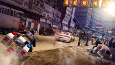 Sleeping Dogs: Motorrad © Square Enix