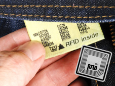 Rfid in kleidung c&a