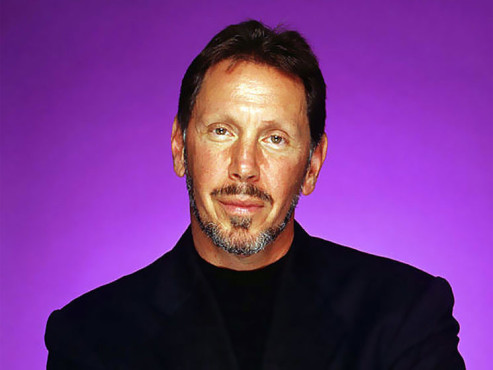 Larry Ellison © Oracle