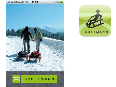 Alpen Guide Rodeln ©Bruckmann Verlag GmbH
