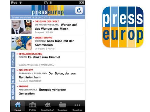 Presseurop ©Courrier international