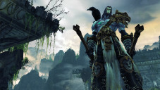 Actionspiel Darksiders 2: Tod © THQ