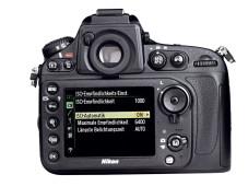 Rückansicht Nikon D800©COMPUTER BILD
