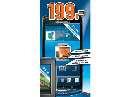 Sony-Ericsson Xperia Neo V ©Saturn