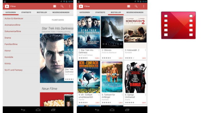 Play Movies © Google Inc.