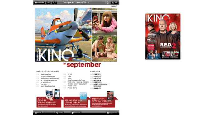 Treffpunkt Kino © G+J Entertainment Media GmbH & Co
