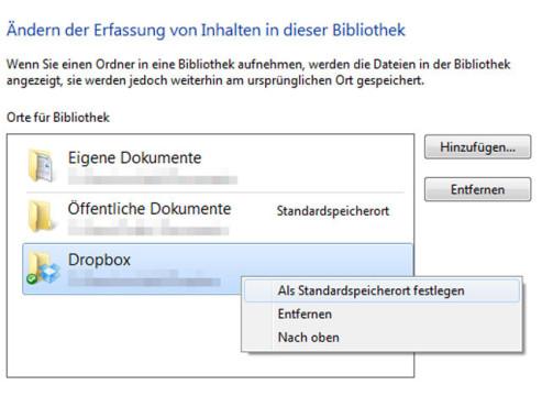 Screenshot Dokumentenverwaltung ©COMPUTER BILD