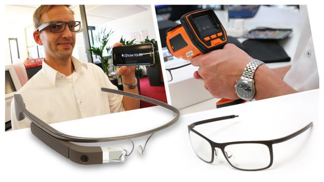 Google Glass im Live-Test©Google, COMPUTER BILD