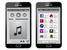 Mozilla: Eigenes Smartphone und App-Store? Erste Konzeptskizzen des neuen Betriebssystems zeigen den künftigen App-Market (rechts).©Mozilla