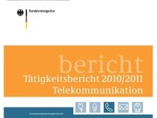 BRD Bericht Telekommunikation©Bundesnetzagentur
