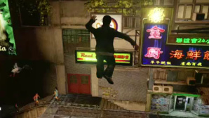Sleeping Dogs: Sprung © Square Enix