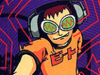 Actionspiel Jet Set Radio: Artwork © Sega