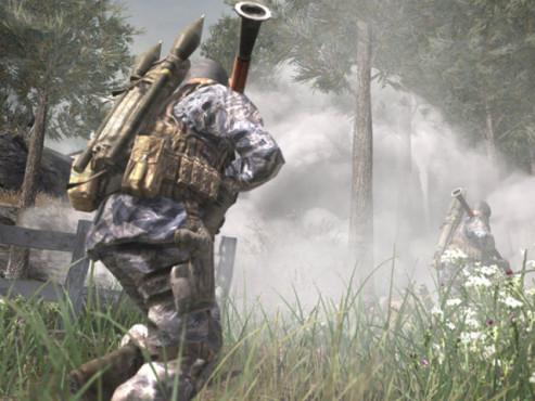 Call of Duty 4: Moden Warfare – Patch 1.6 ©COMPUTER BILD