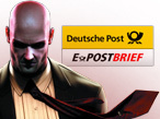 Gratis-Download: Hitman - Blood Money © COMPUTER BILD SPIELE, Deutsche Post