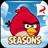 Icon - Angry Birds Seasons