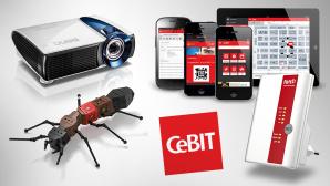 CeBIT 2014©Cebit, Benq, AvM, Kinetics, Deutsche Messe Hannover