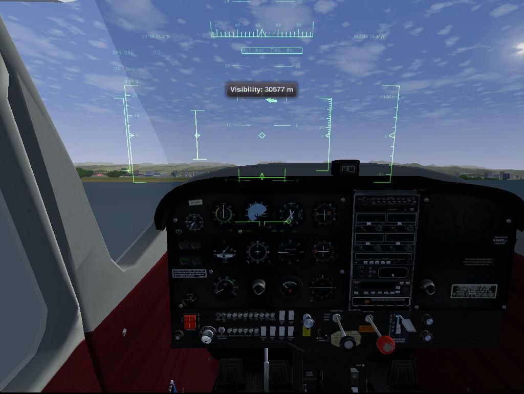 Screenshot 1 - FlightGear (Mac)