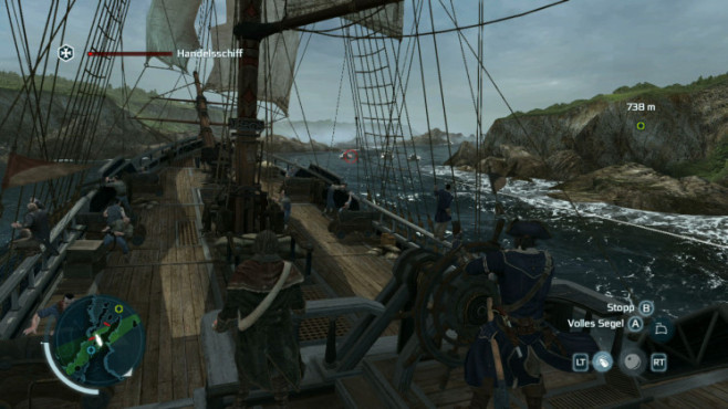 Actionspiel Assassin's Creed 3: Aquila © Ubisoft