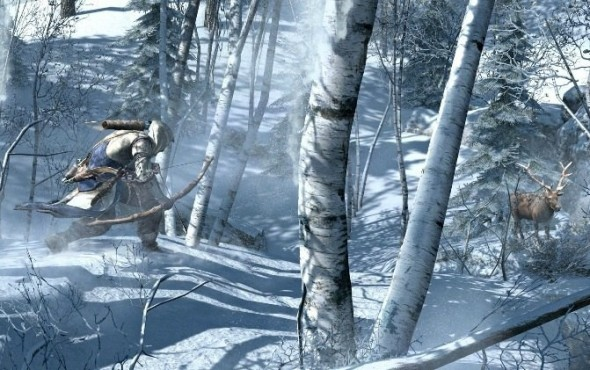 Actionspiel Assassin's Creed 3: Jagd © Ubisoft
