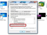 Häkchen bei Windows-Startsound wiedergeben entfernen©Microsoft