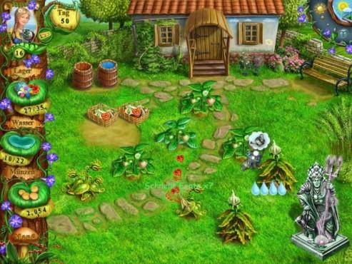 Mein Gartenparadies – Frühlingserwachen ©Intenium