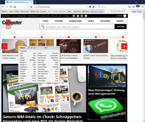 Print Edit WE für Firefox