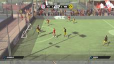 Fußballspiel Fifa Street: Kicker©Electronic Arts