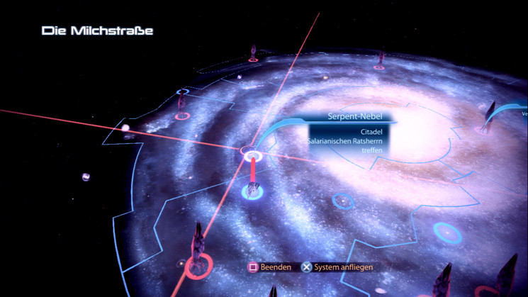 Mass Effect 3 Priorität Die Citadel Akt 2 Bilder Screenshots