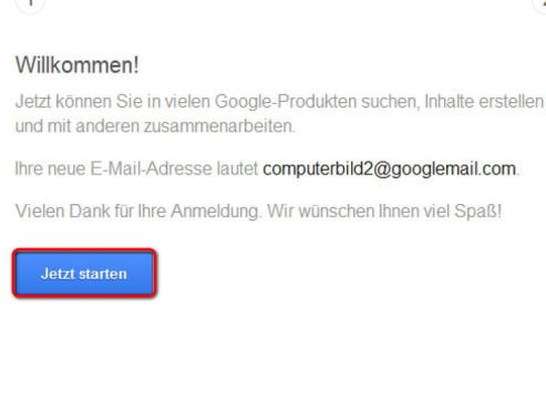 Schritt 5 ©Google